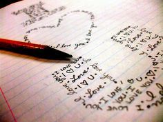 This heart, it beats, beats for only you... by beccasue1130, via Flickr