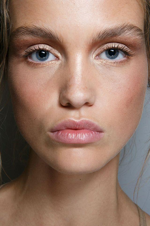Alberta Ferretti SS16 make-up