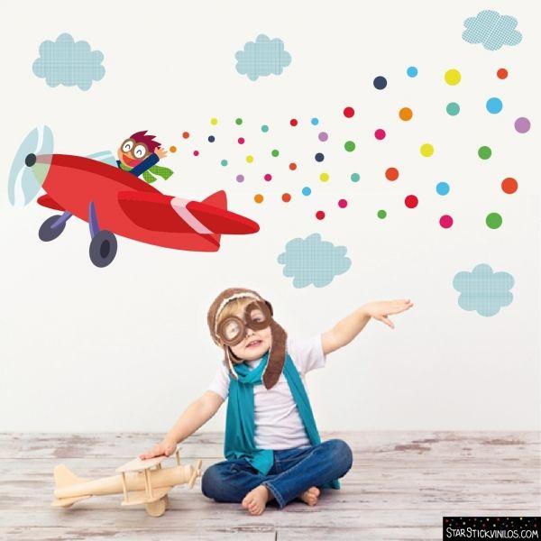 Mejores 51 im genes de vinilos infantiles para ni os en for Vinilos infantiles para ninos