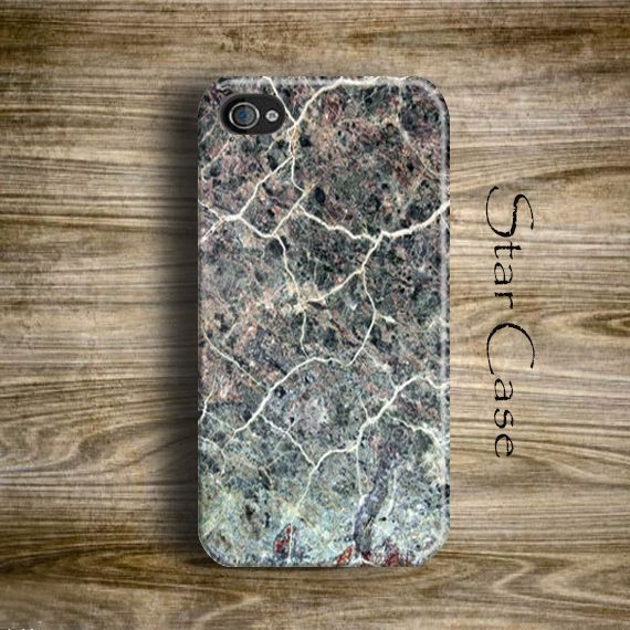 iPhone 5 Case, Marble Print iPhone 5s Case, iPhone 5C Case, iPhone 4 Case, Granite iPhone Case, Marble iPhone 5 Cover, iPhone 4s case by Star Case