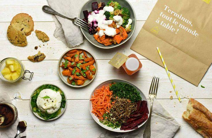 Frichti - Votre cuisine de tous les jours, faite maison avec amour. Commandez votre Frichti au déjeuner et au dîner. Livraison à Paris en 40 minutes.