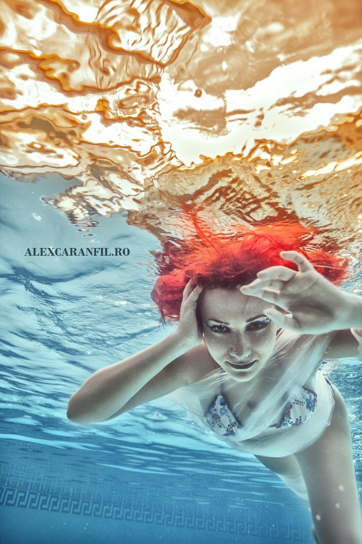 Underwater Red