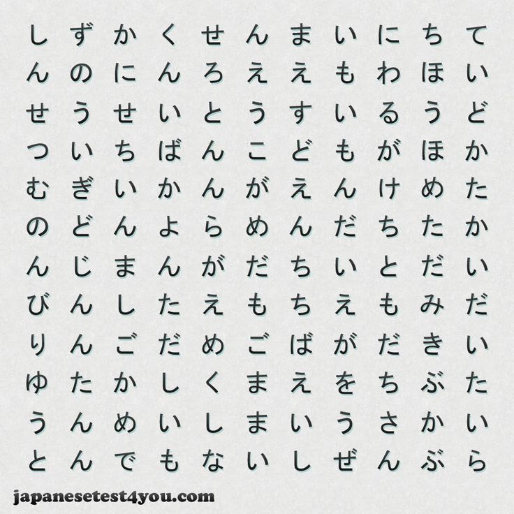 There are 50 Japanese words in this picture. How many can you find? ;) #japan #japanese #learn #word #vocabulary #practice #exercise