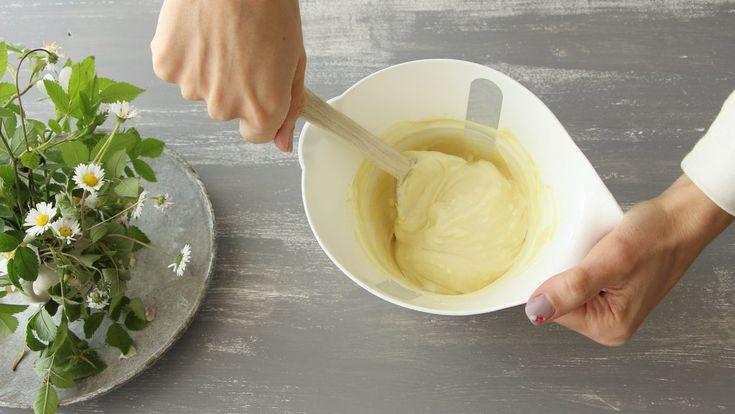 Crema diplomatica vegan, chantilly vegetale passo passo