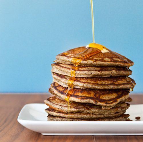 Pancake di grano saraceno, ricetta senza glutine