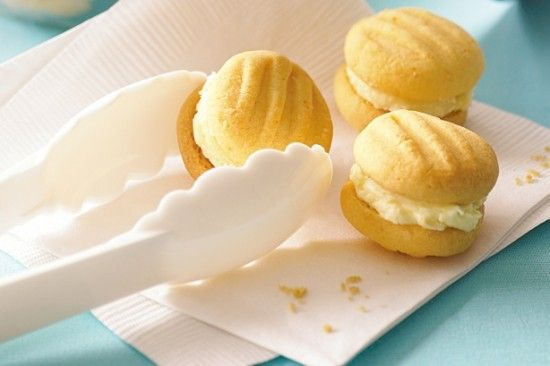 Melting Moments Biscuits Recipe