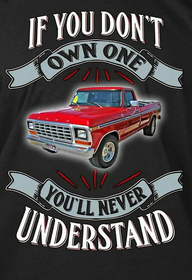 Yeah I own one a real nice person stole it from me 1980 f250 want it back or something bad gonna happen to my step dad on god it was my father when he died not going out like punk or bitch you choice , how u want it cash or truck back or I'm going do something real to you ...