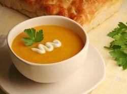 Овощные супы для похудения. Секреты шеф-повара
