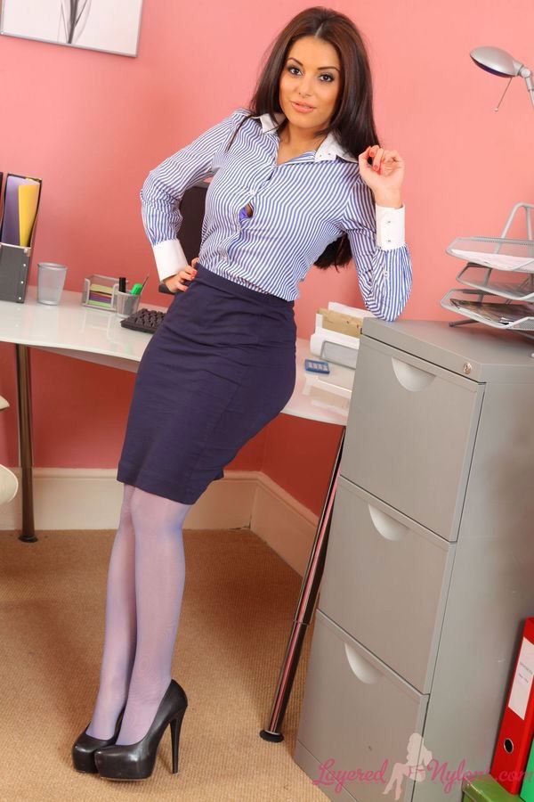 Sexy Secretary Office Secretary Fantasy Pinterest