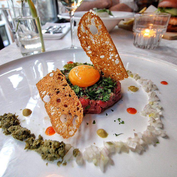 Dinner at Café De Paris (Amsterdam)