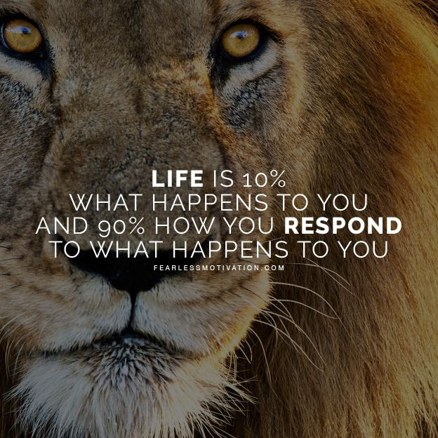 Motivational Quotes With Lion Images: Motivational Speech By Fearless