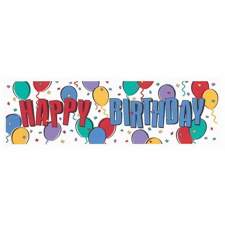79 Best HAPPY BIRTHDAY Images On Pinterest