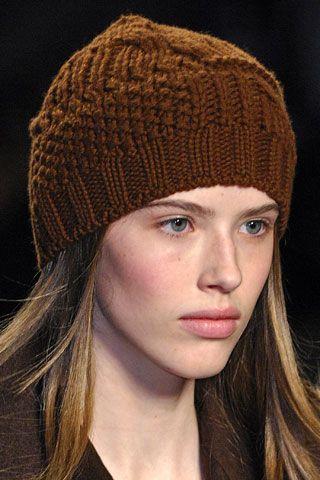 Модные шапки сезона осень-зима 2012