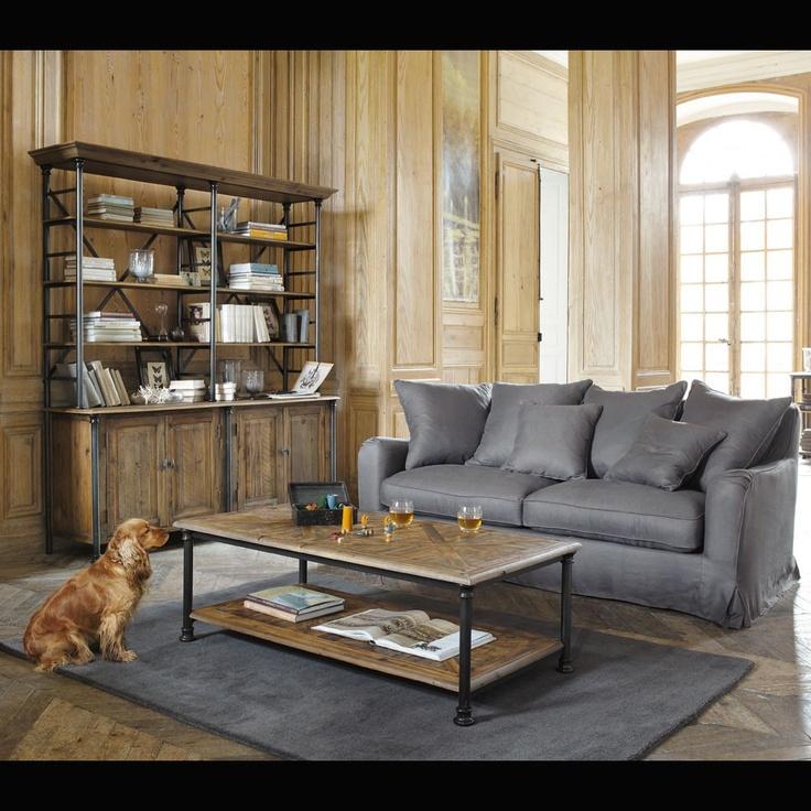 les 98 meilleures images propos de maisons du monde sur pinterest diners versailles et armoires. Black Bedroom Furniture Sets. Home Design Ideas