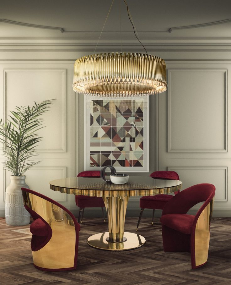 Shopping guide bespoke suspension lamps to make your home sparkle ➤ to see more news