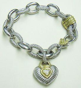 judith ripka bracelets Beautiful, yet simple enough to wear everyday.