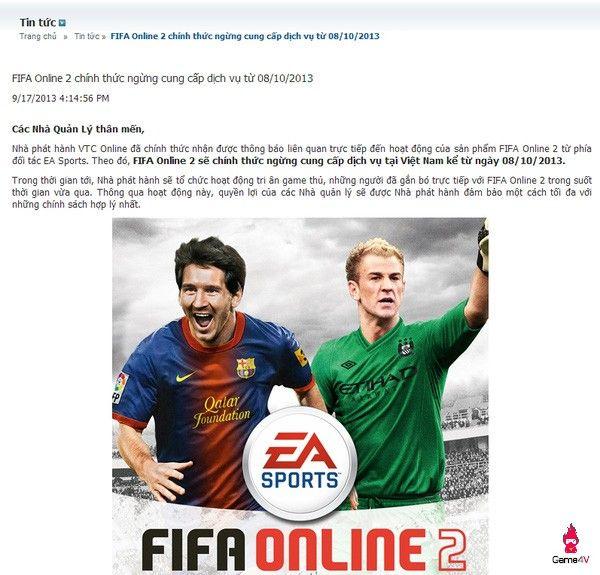 chuyện gì sẽ xảy ra lúc FIFA Online 4 ra mắt?