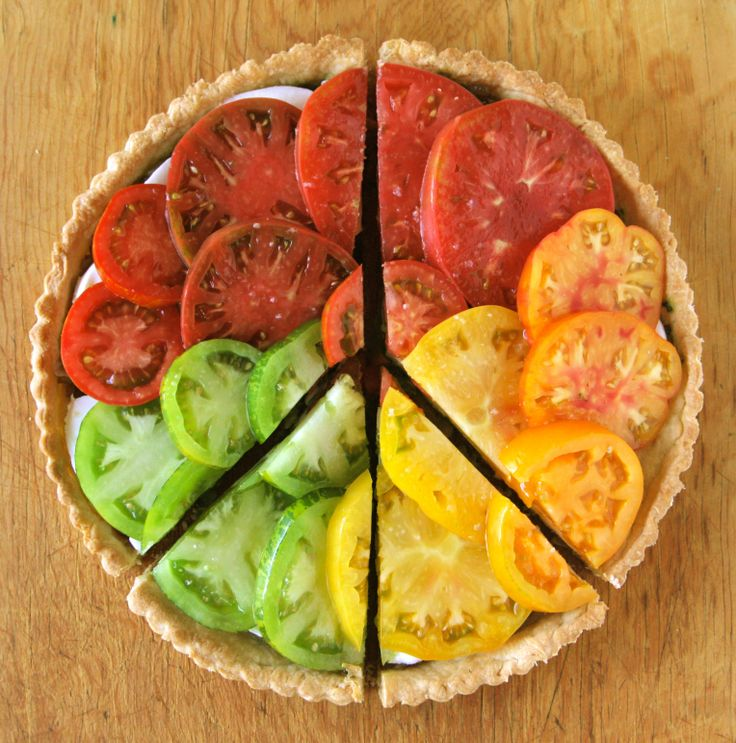 tomato and mozzarella tart heirloom tomato and mozzarella tart recipes ...