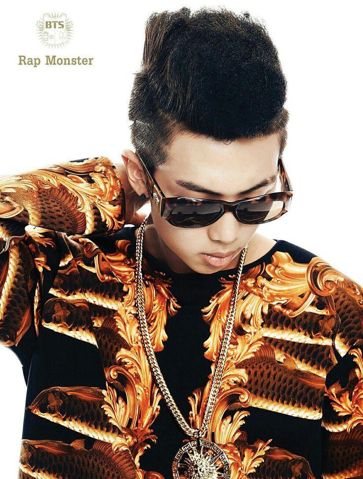 2 cool 4 skool : Rap Monster   김남준