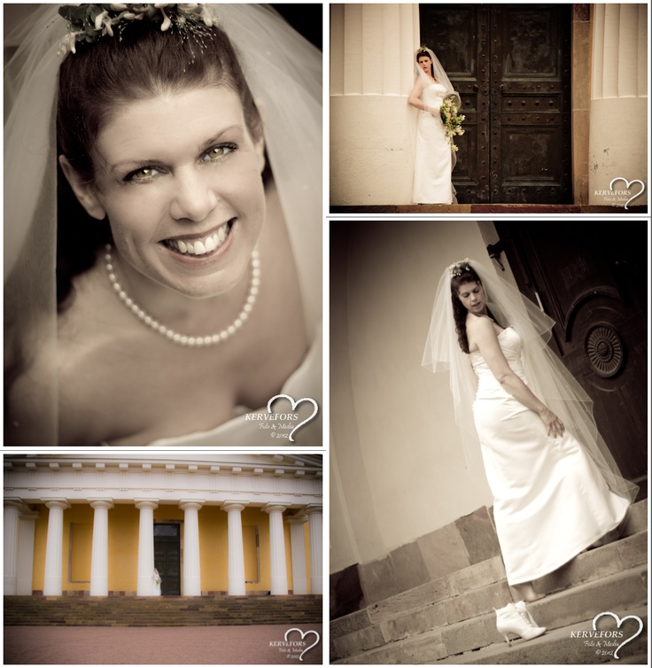Cinderella lost her shoe! Weddingphotography - Portrait in natural light - Photographer Therése Kervefors Nynäshamn Sweden / Bröllopsfoto - Porträtt i naturligt ljus - Fotograf Therése Kervefors Nynäshamn Sverige