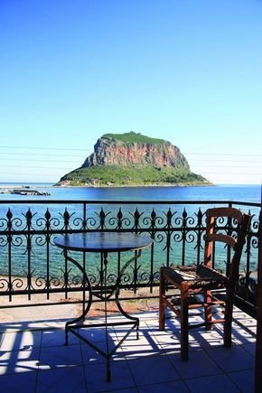 Μονεμβασιά Monemvasia - Peloponnese, Greece