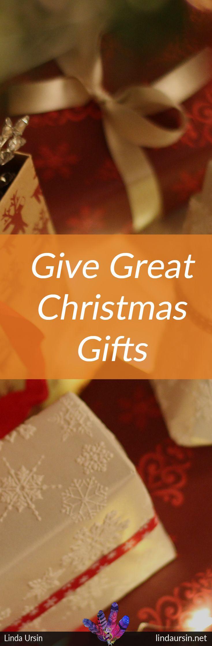 Beware, the Gift Giving Season Is Coming :) by Linda Ursin