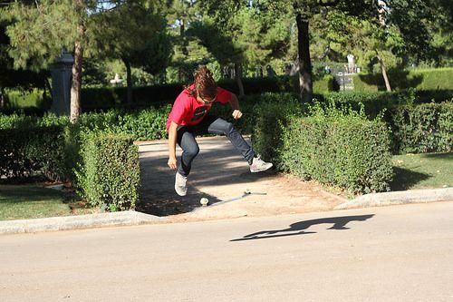Madrid Skateboarding - Guillem Serna