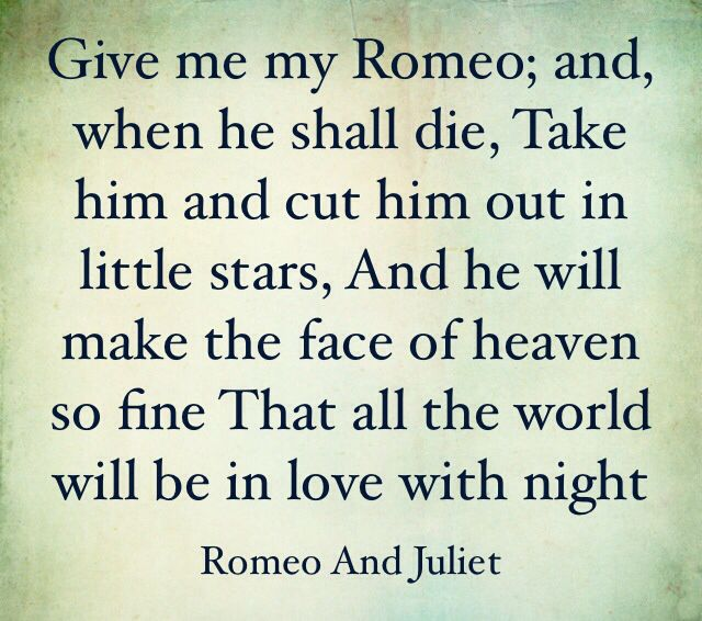 Shakespeare Romeo And Juliet Quotes Enchanting 16 Best Romeo & Juliet Teaching Unit Images On Pinterest  Movie Tv