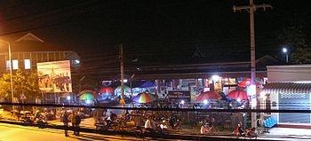 Luang Namtha Night Market