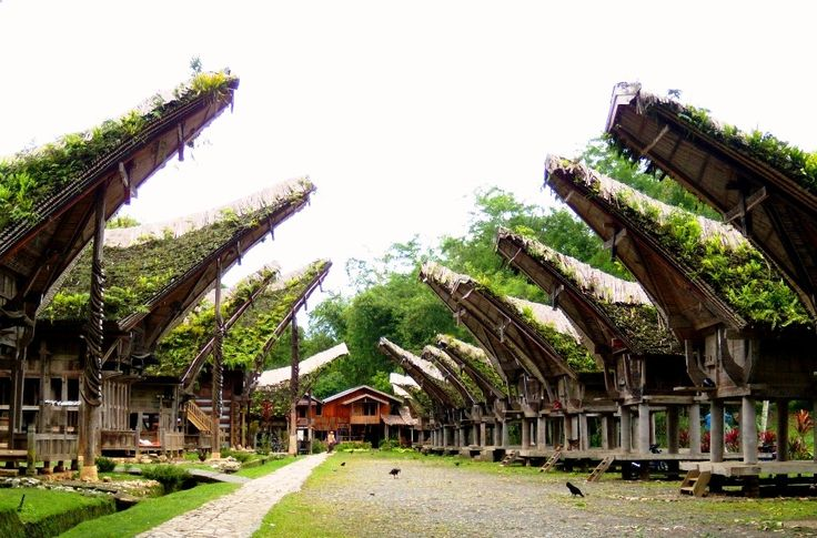 Ke'te Kesu North Toraja