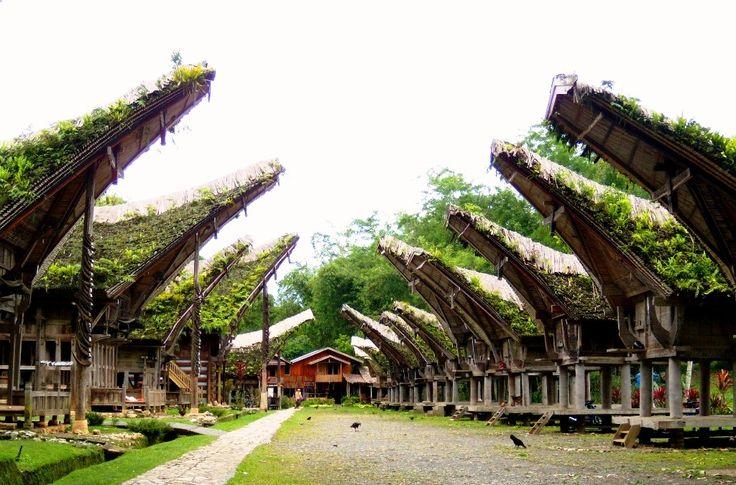 Ke'te Kesu North Toraja