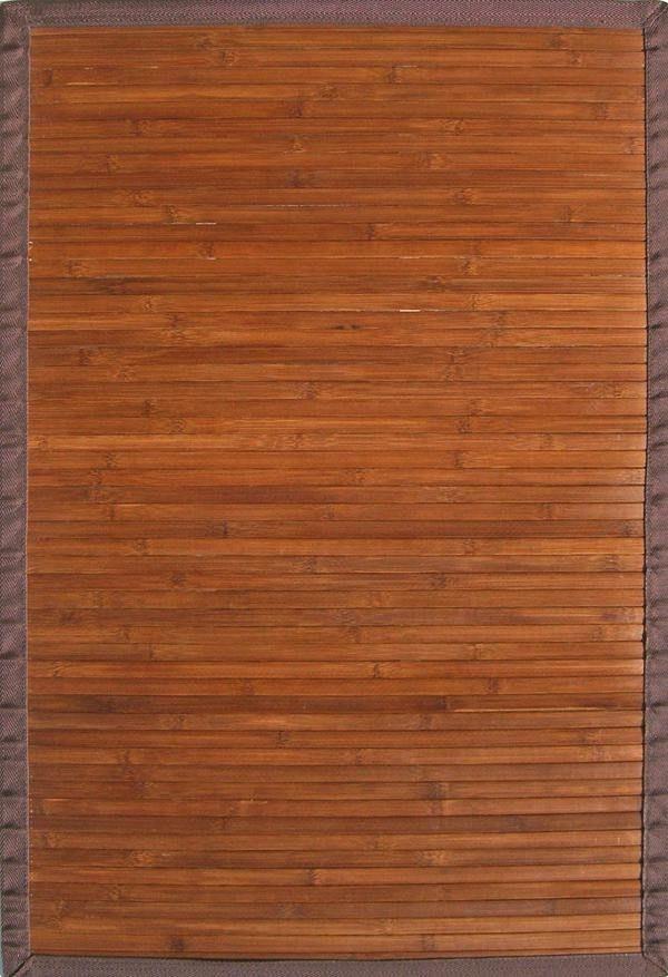Anji Mountain Contemporary Bamboo Rug