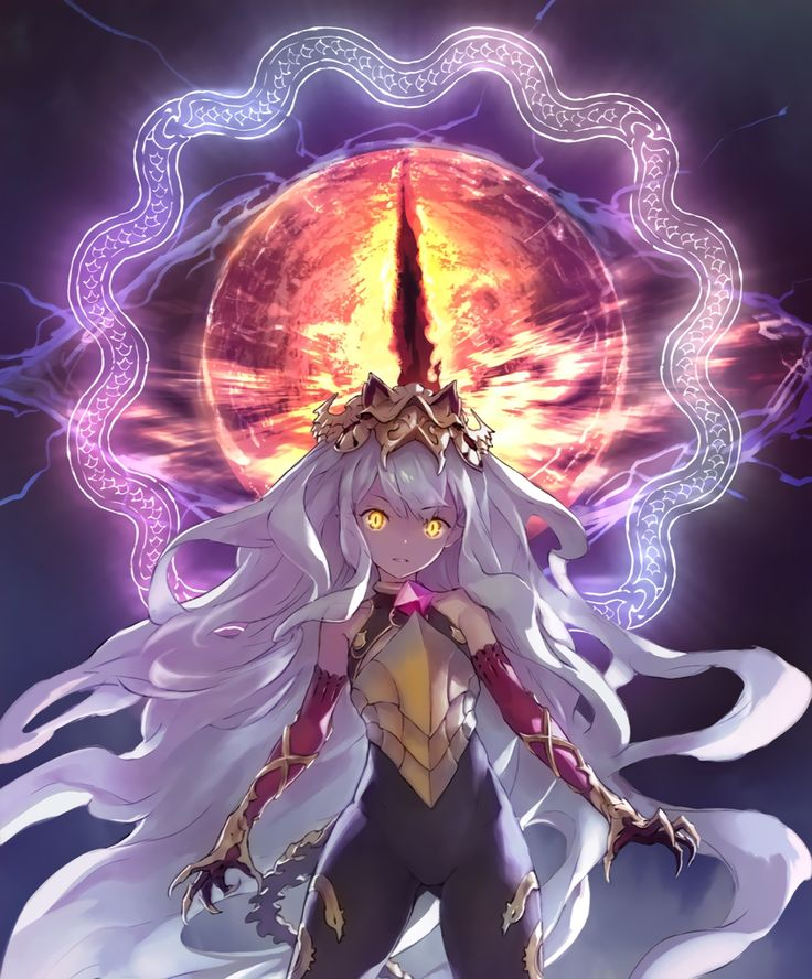 Medusa (Shingeki no Bahamut) Image 2107371 Zerochan