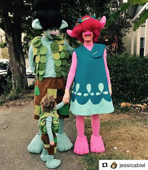 Hollywood pulls out all the stops when it comes to dressing up and Halloween is no exception. And judging by Instagram, the holiday was a smashing success.