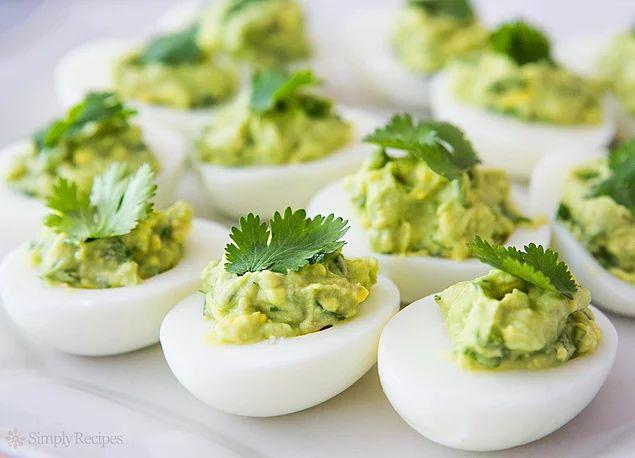 Yumurta en doyurucu lezzetlerden!