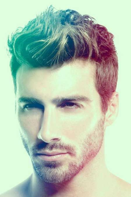 Hairstyles for Men with Wavy and Curly Hair