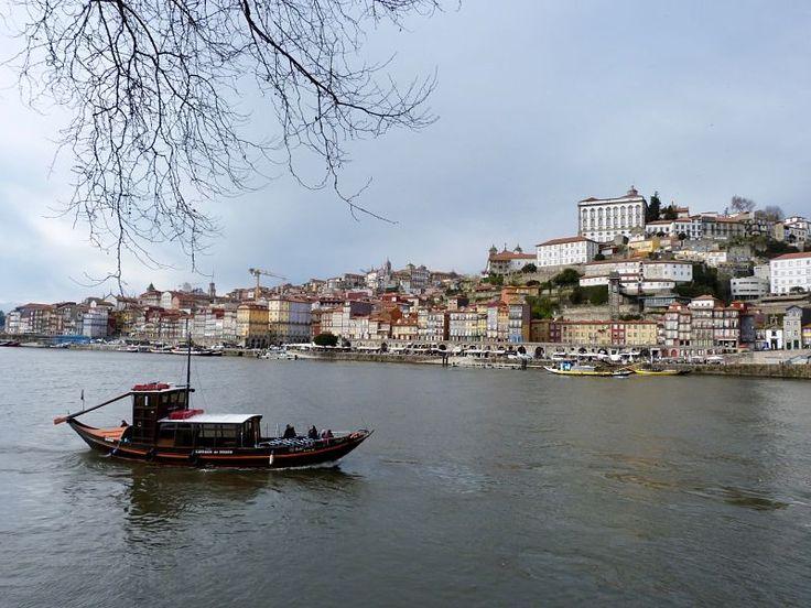 Oporto, un paseo con niños por la Ribeira