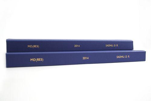 dissertation printing and binding leeds