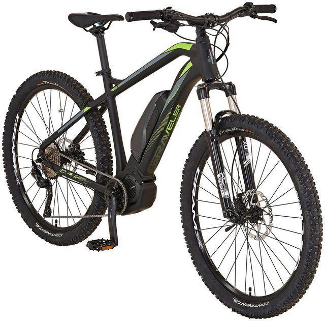 E Bike Mountainbike Graveler E7series Ht 20 Etm 10 11 Gang Shimano Deore Kettenschaltung 250 W Mtb Faltrad Mountainbike Lenker