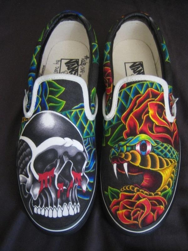 Vans Shoe Design Contest