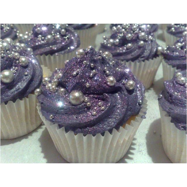 Bling Bling Cupcakes.