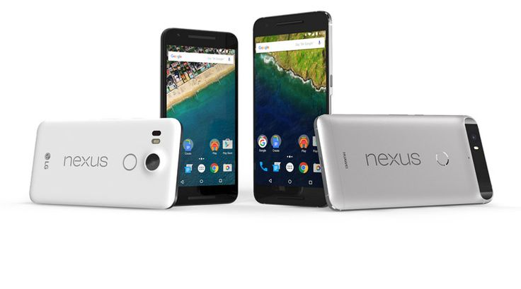 The Huawei made #Nexus6P and LG made Nexus 5X will be rolled out with the latest version of Android which is Marshmallow.