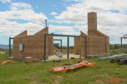 How to Build a Rammed Earth House