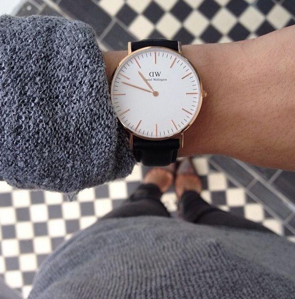 Time is your most valuable asset. Daniel Wellington à retrouver sur Shopnextdoor.fr ;)