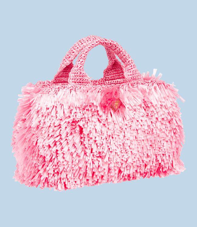 this bag is ________ #PRADA