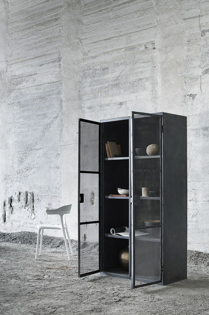 Muubs steel cabinet