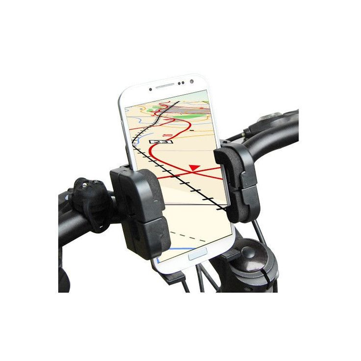 Βάση ποδηλάτου/μηχανής για iPhone / iPod / Smartphones Universal