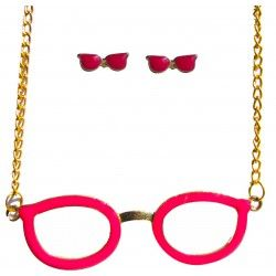 COMPRA AQUÍ ---> http://zone-off.com/10-accesorios Collar Gafas