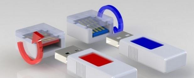 Czy kiedykolwiek mieliście problem z włożeniem wtyczki USB do portu w odpowiedni sposób? http://www.spidersweb.pl/2013/04/podatne-gniazdo-usb.html