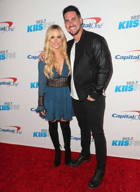 """Maybe you've reignited the flame with an ex ‐‐ no judgment. But would it make headline news? If you're former """"The Bachelor"""" and """"The  Bachelorette"""" contestants Amanda Stanton and Josh Murray, it certainly will. The pair split a few months ago after getting engaged on  2016's """"Bachelor in Paradise,"""" but that didn't stop them from locking lips on Feb. 19, 2017.   More...     Dec. 2, 2016"""